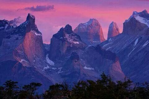 Torres del Paine Magallanes - CHILE