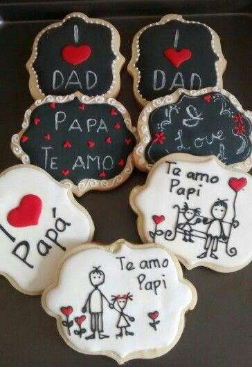 Galletas Día del Padre