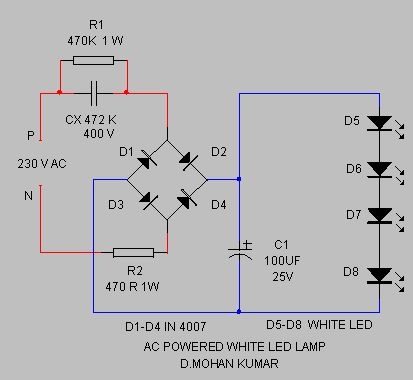 10 best led lamp circuit schematic diagramm images on pinterest rh pinterest com 12V LED Wiring Diagram 12V LED Wiring Diagram