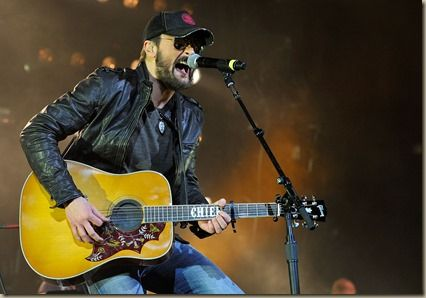 Eric Church Tour Dates Announced