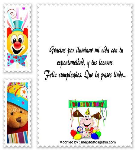 textos de feliz cumpleaños para enviar,textos de cumpleaños para enviar por Whatsapp: http://www.megadatosgratis.com/buenos-ejemplos-para-discursos-de-cumpleanos/