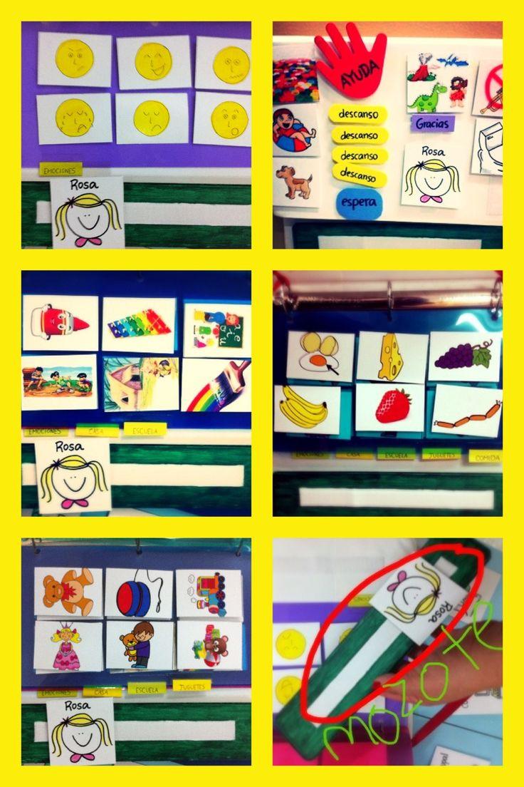 Material para niños con autismo