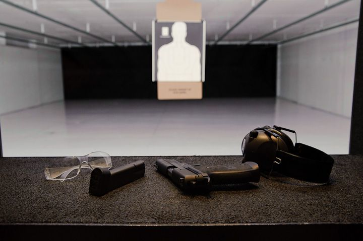 Tactical training course at Long Beach Shooting Range are exactly what you're looking for.