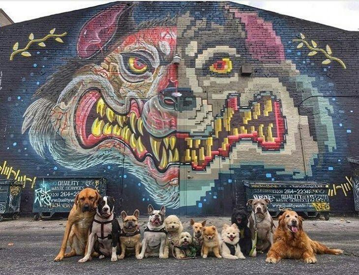 Крутая фотка и графитти / Городская среда (граффити, снеговики, ets) / ВТОРАЯ УЛИЦА