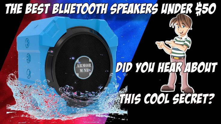 Interested in The Best Bluetooth Speakers Under $50? http://youtu.be/WWPOQCRn8EY