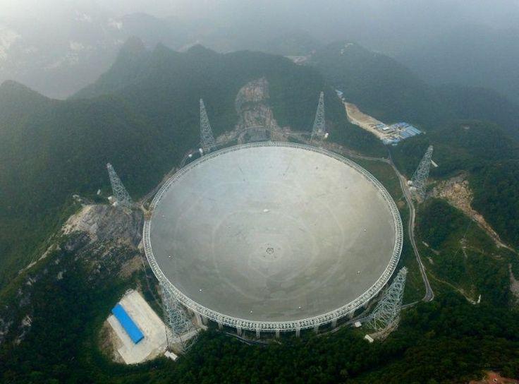 World's largest radio telescope starts operating in China
