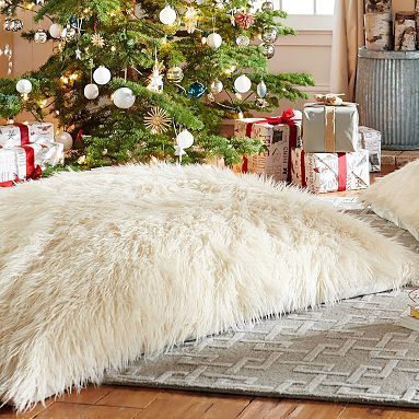 oversized floor pillow