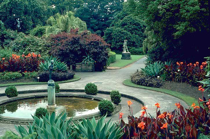 PRO Royal Botanic Gardens, Sydney.