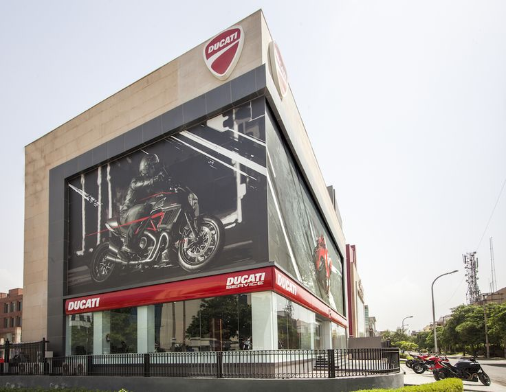 Ducati officially marks its arrival in India with a press conference at the largest Ducati Store in the world - http://motorcycleindustry.co.uk/ducati-officially-marks-its-arrival-in-india-with-a-press-conference-at-the-largest-ducati-store-in-the-world/ - Ducati