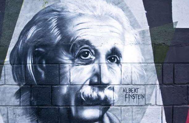 Άλμπερτ Αϊνστάιν Ευφυία φυσική επιστήμη