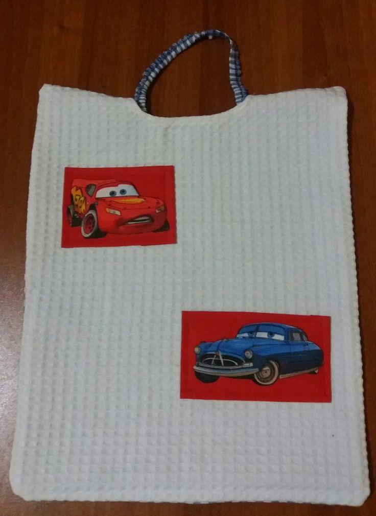 Bavaglio asilo cars, by francycreations non solo idee regalo, 8,00 € su misshobby.com
