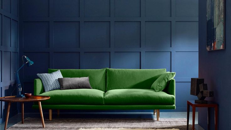 Can we make a resolution to buy a big-ticket item of furniture that's not grey in 2017? Ever since the colour-matching corporation Pantone named Greenery as its colour of the year, I've felt a...