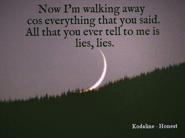 Kodaline - Honest. They've done it again, I love them.