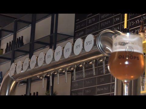 Emprendedores Infocif: Olhöps, punto de encuentro para la cerveza artesanal - YouTube