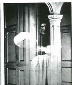 Scary ghost pictures
