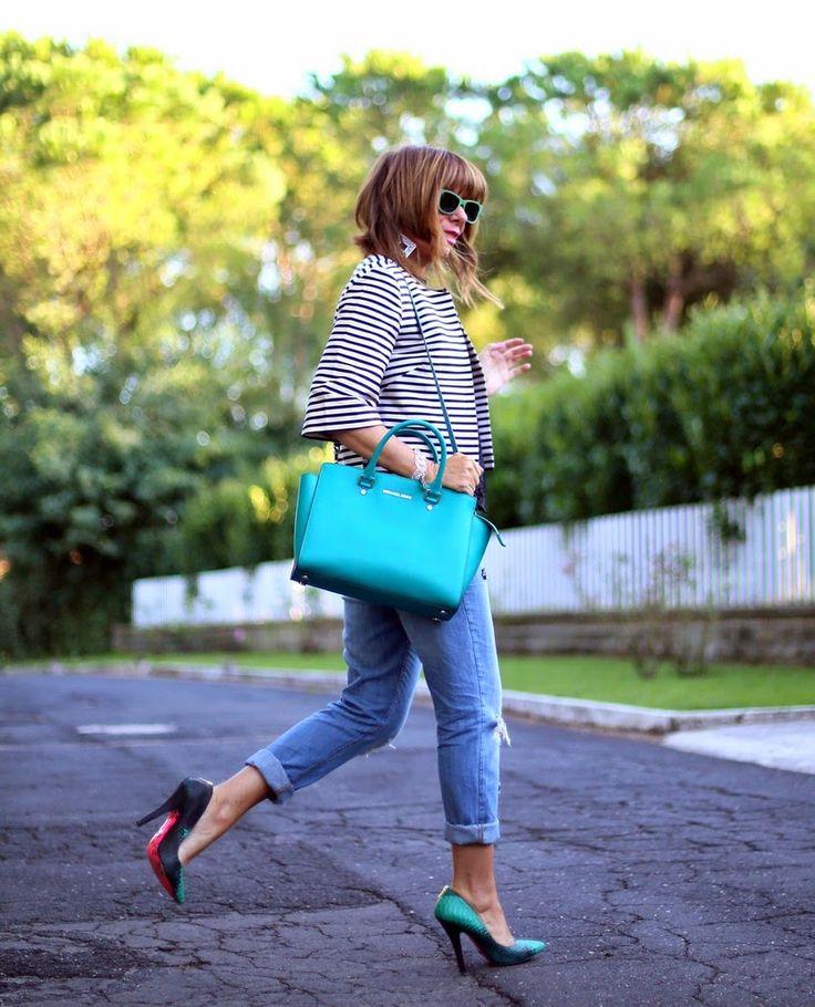 Don't Call Me Fashion Blogger!: Selma Michael Kors in verde