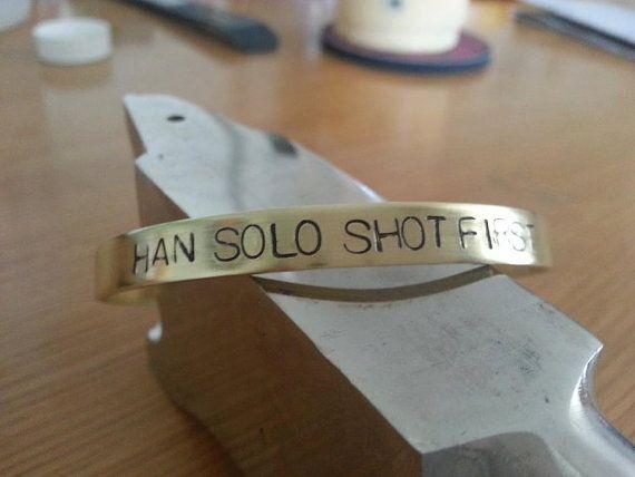 Han Solo shot first