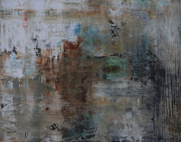 Tu Me Mangues.(I Miss you). Oil on Panel.10×12