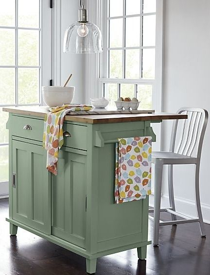Best 25+ Painted Kitchen Island Ideas On Pinterest
