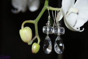 Kolczyki Crystal