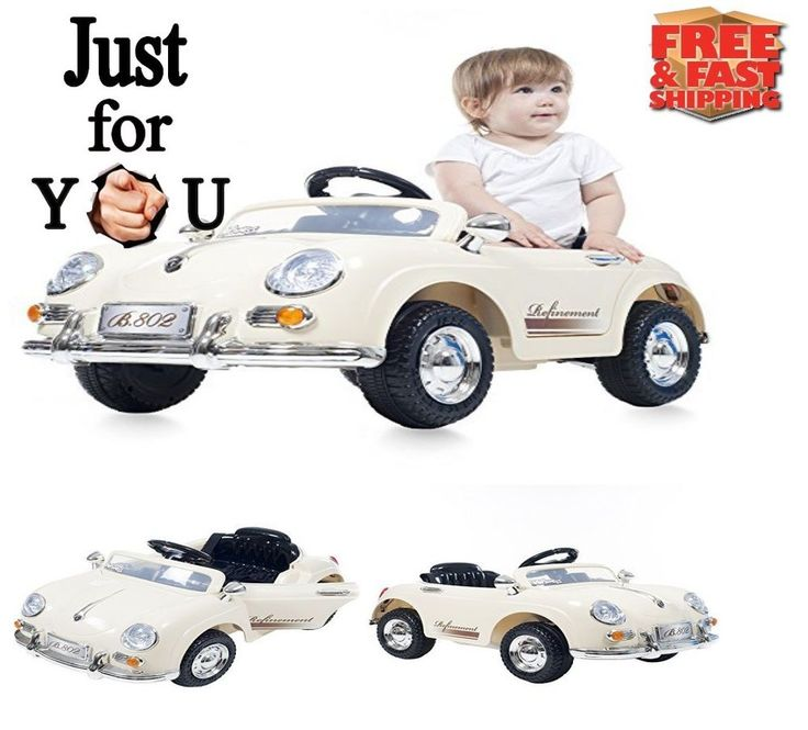BEST Ride On Toy Sports Car With Remote Control Christmas gift for Kid boy Girl #LilRider
