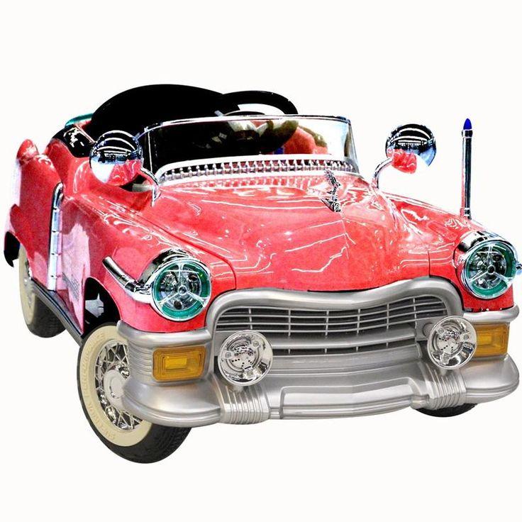 Denver Cars American 1956 Uzaktan Kumandalı Akülü Araba Kırmızı | 768,99 TL | DNV-85018KRM | Denver Cars Hemen Al!