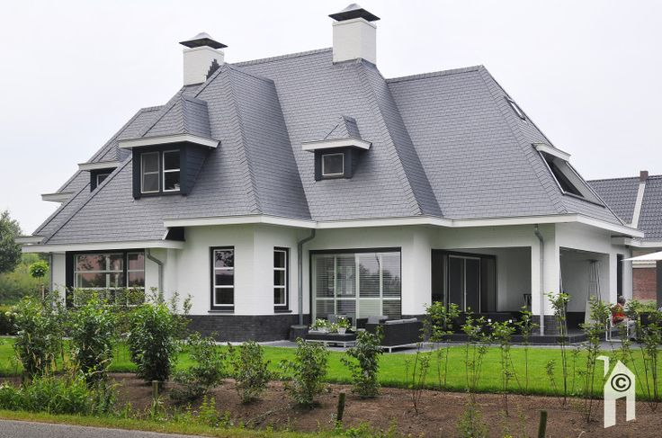 Meer dan 1000 afbeeldingen over andere mooie huizen op pinterest moderne boerderijen tuin en - Chique landhuis ...