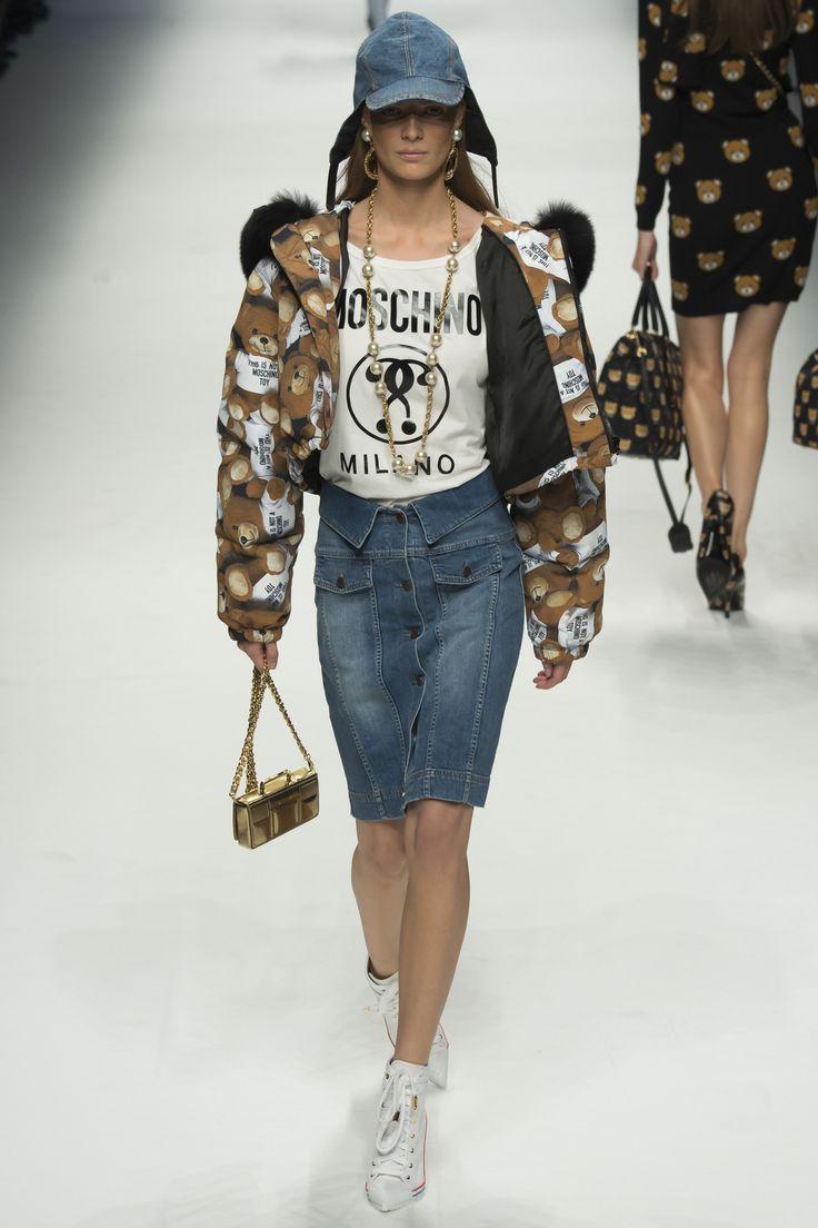 Moschino Milan Fashion Week Fall/Winter 2015