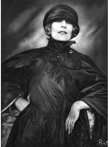 Die Malerin Xenia Boguslawskaja,1922.