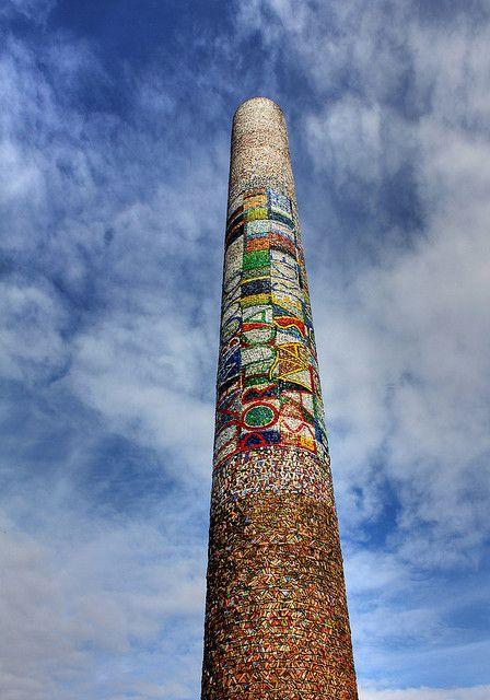 Obelisco Corte Europa Spilimbergo | Flickr - Photo Sharing!