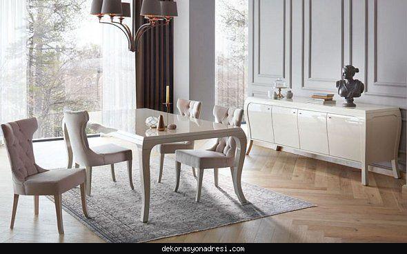 Lazzoni mobilya yemek odası takımları 2017 - http://www.dekorasyonadresi.com/lazzoni-mobilya-yemek-odasi-takimlari-2017/