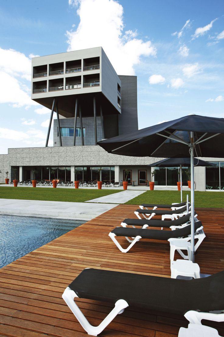 Casino Hotel - Chaves - RDLM Arquitectos Associados
