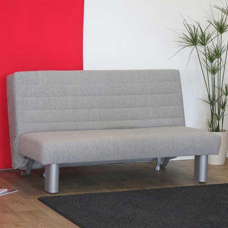 Klappcouch in Grau Polyester Jetzt bestellen unter: https://moebel.ladendirekt.de/wohnzimmer/sofas/schlafsofas/?uid=ee0f2353-be5f-5b8c-9b24-fdf99dbec60a&utm_source=pinterest&utm_medium=pin&utm_campaign=boards #3er #schlafsofas #sofa #klappsofa #verw #funktionssofa #bettsofa #couch #liegesofa #lungssofa #klappcouch #sofas #schlafcouch #schlafsofa #zweisitzer #wohnzimmer #bettcouch #2er