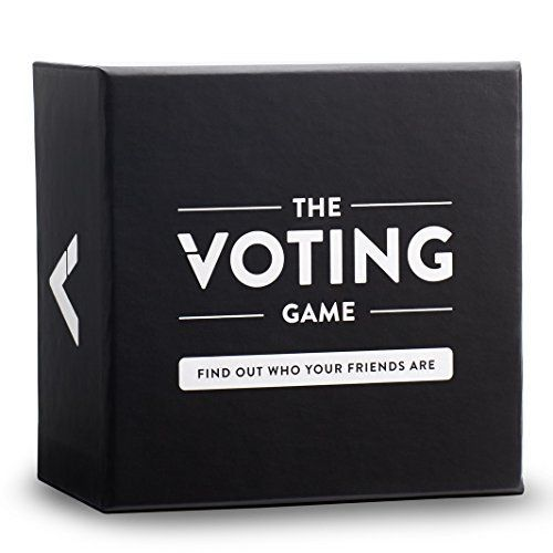 The Voting Game - The Adult Party Game About Your Friends...