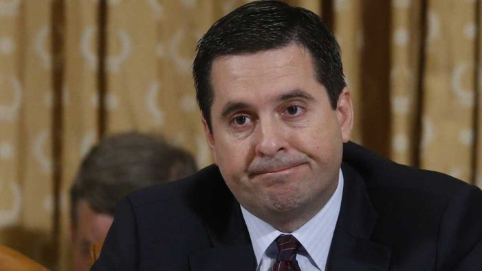 NEW: Devin Nunes' Campaign Donor Was Original Funder Of Trump-Russia Dossier: Republican Congressman Devin Nunes received a $5,400 contribution to his campaign committee from the owner of the Washington Free Beacon, the original funder of the Trump-Russia Dossier. The contribution was made on April 7th, 2015.