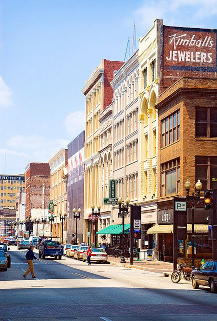 Gay Street - Knoxville, Tennessee