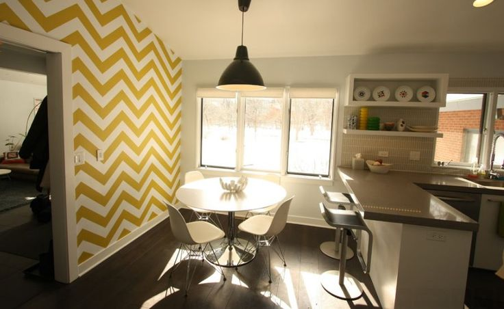 What is the Chevron Pattern and How to Use Chevron Pattern Wallpapers