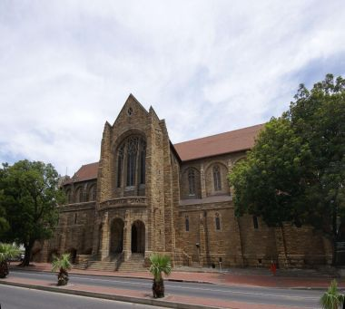 St Georges Cathedral and Groote Kerk - Cape Town Tourism