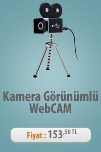 Kamera Görünümlü WebCam