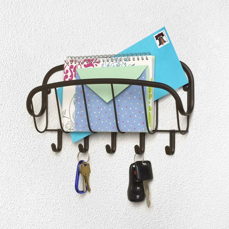Best 20 letter holder ideas on pinterest wooden key holder mail and key holder and key rack - Key and letter rack ...