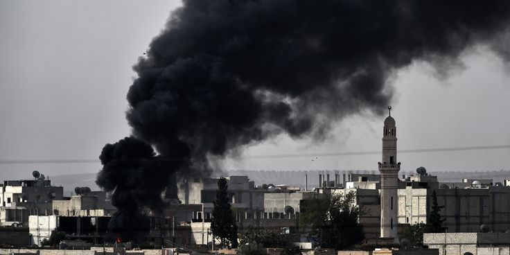 http://www.huffingtonpost.com/john-feffer/kobane-hunger-strikes-and_b_6160228.html The administration is desperate to find a balance: air strikes but no (or few) boots on the ground, attacks on ISIS but no inadvertent bolstering of the Assad regime, assembling a coalition of Arab states against ISIS but trying to prevent some of th...