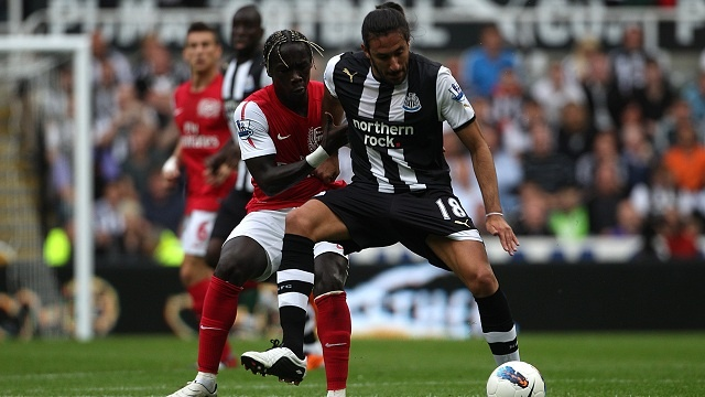 Newcastle 0 - 0 Arsenal