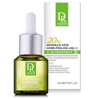 Dr. Hsieh Ma Mandelic Acid Liquid Serum 3rd Genaration Home-peeling Liquid Exfoliating Renewal (20% 15ml) >>> You can get more details by clicking on the image.