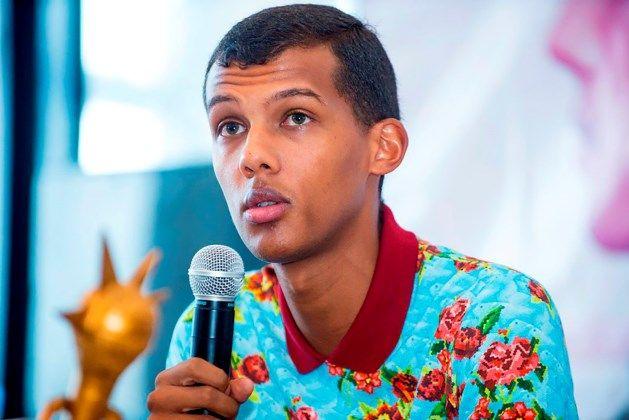 Stromae gespot met nieuwe coupe en de meningen zijn verdeeld