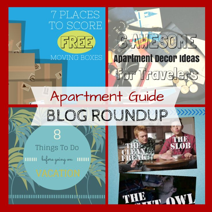Captivating In Case You Missed It: Check Out Our Weekly Blog Roundup! Http:/ · RoommatesApartment  GuideMoving ...