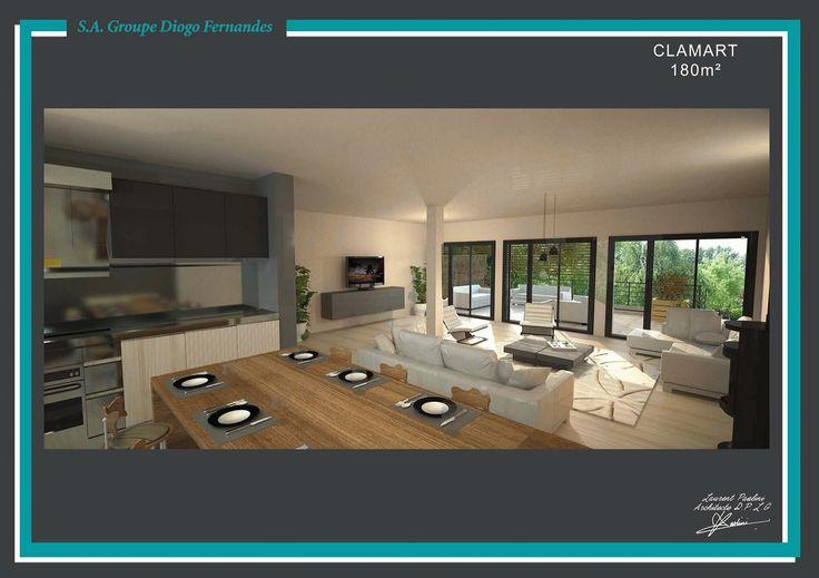 36 best Gamme Architecturiale - Groupe Diogo Fernandes images on - plan maison cubique gratuit