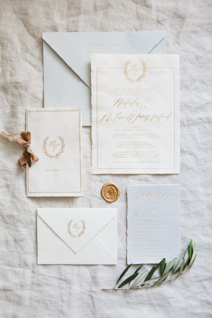 1000 Ideas About Calligraphy Wedding Invitations On
