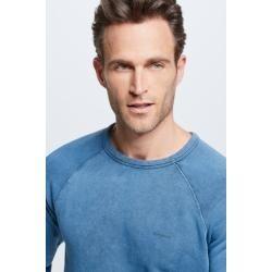 Sweatshirt J-Cortez, blau Strellson
