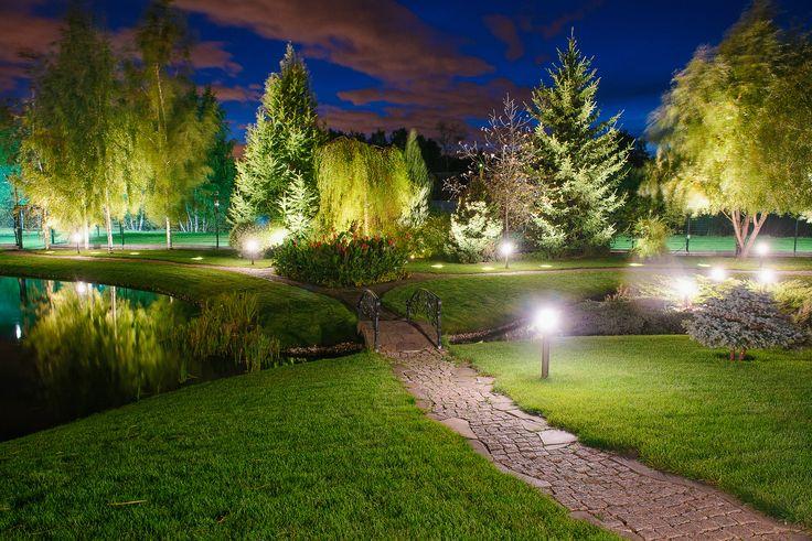 Lighting design by Belisama Lighting and the lighting designer Kamil Akhmedov.