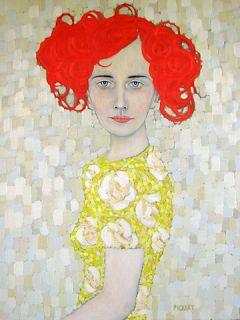 Ryan Pickart [fine artist]: Regina